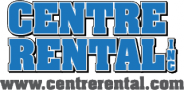 Centre Rental Inc. Sticky Logo