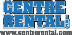Centre Rental Inc. Retina Logo